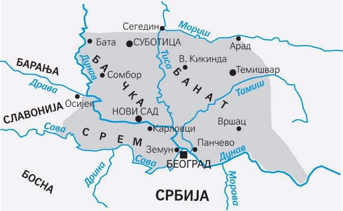 Kako Je Jedan Sremac Odredio Granice Vojvodine Sremskomitrovacki